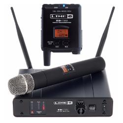 Mikrofon og tilbehør